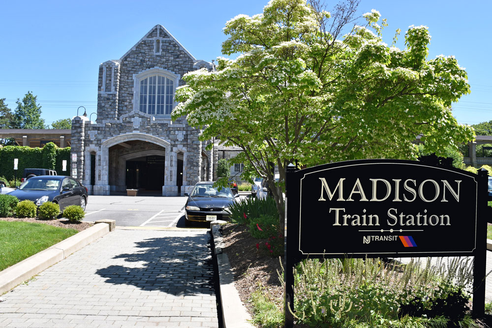 Madison Train Station