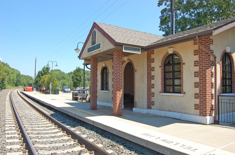 Towaco Train Station